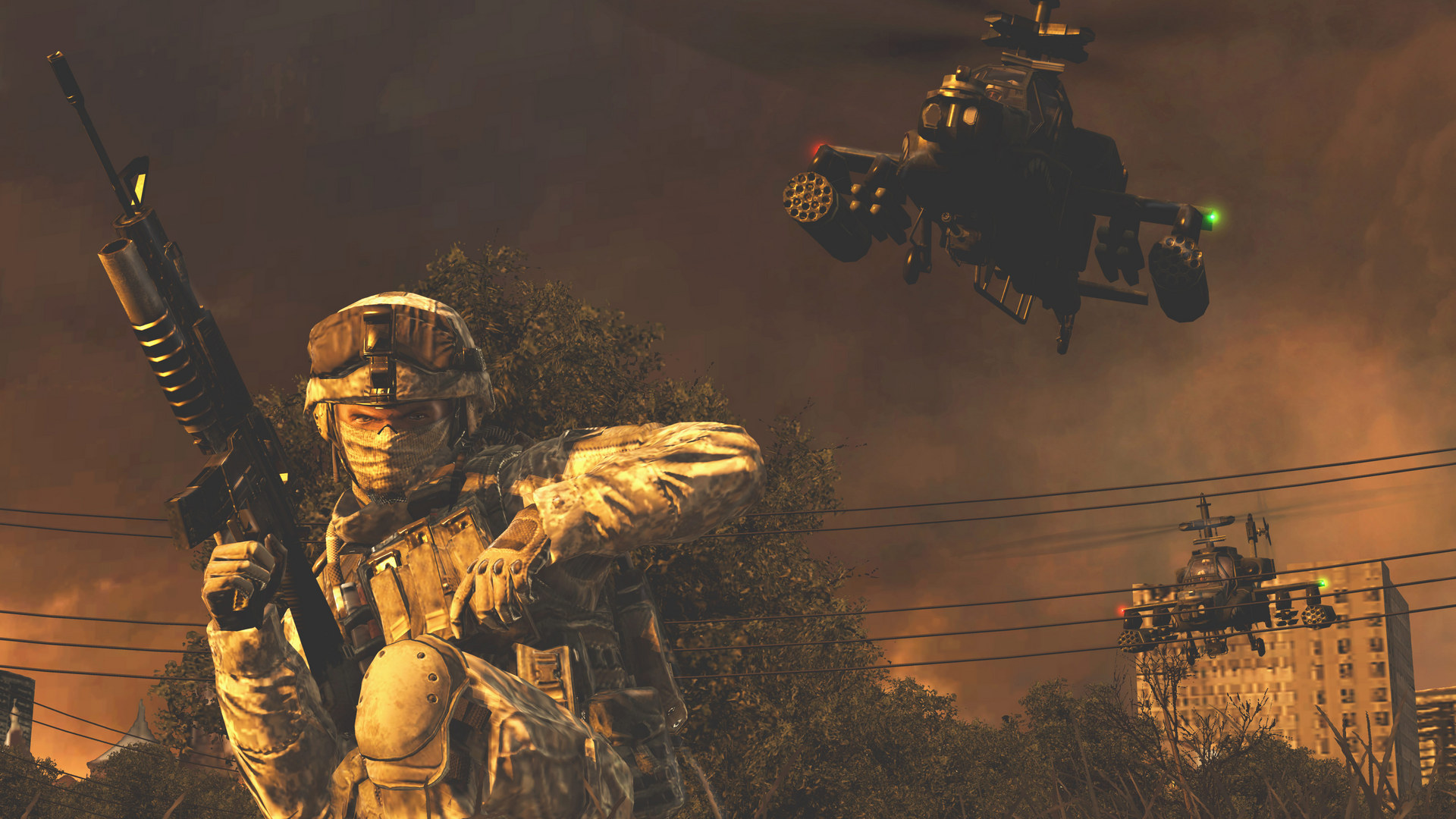 People are convinced they can hear 'Modern Warfare 4' in this video