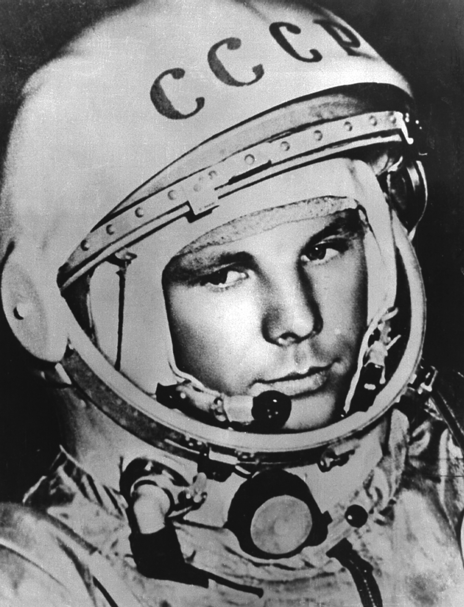 Yuri Gagarin: First Man in Space | Space