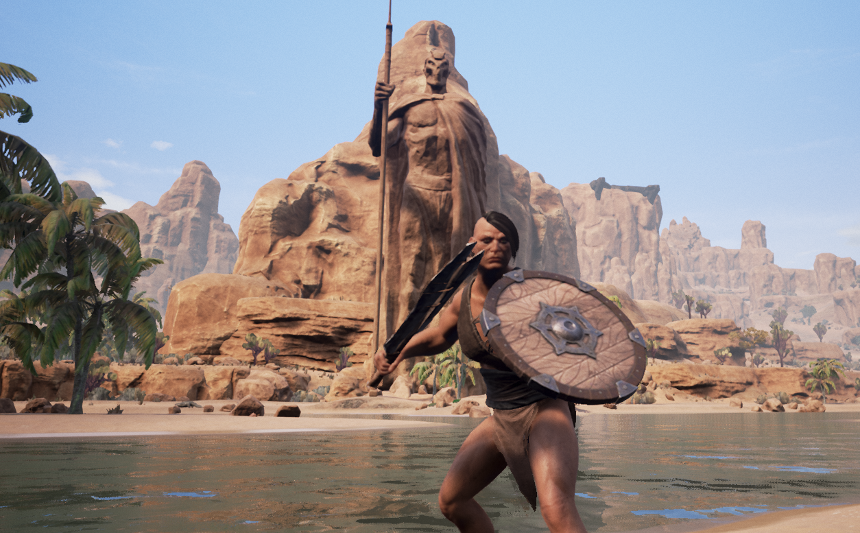 Pirates post Denuvo-free version of Conan Exiles after Funcom