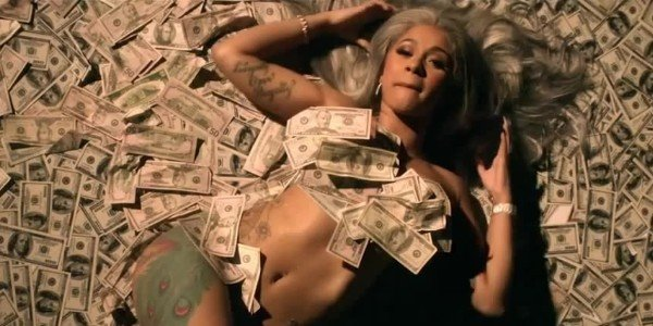"Cardi B - ""No Limit"" Music Video"