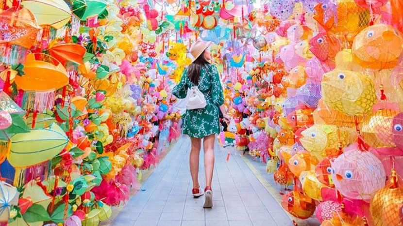 The 10 most Instagrammable places in the world | Creative Bloq