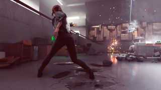 Control promotional screenshots from Remedy