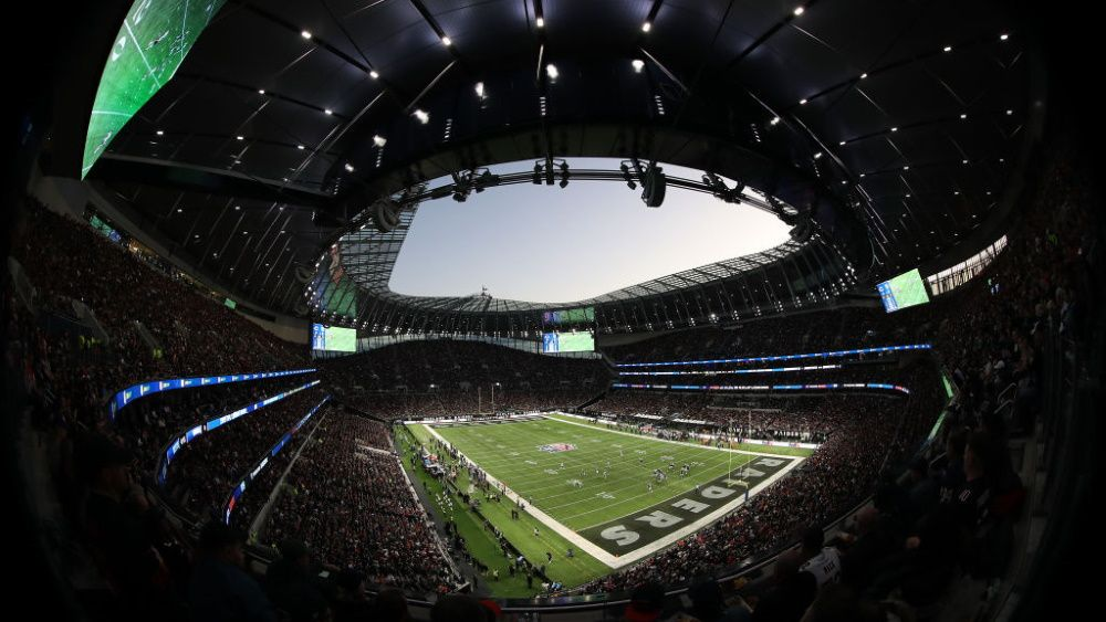 How to watch Bears vs Raiders: live stream London Games NFL football from anywhere right now
