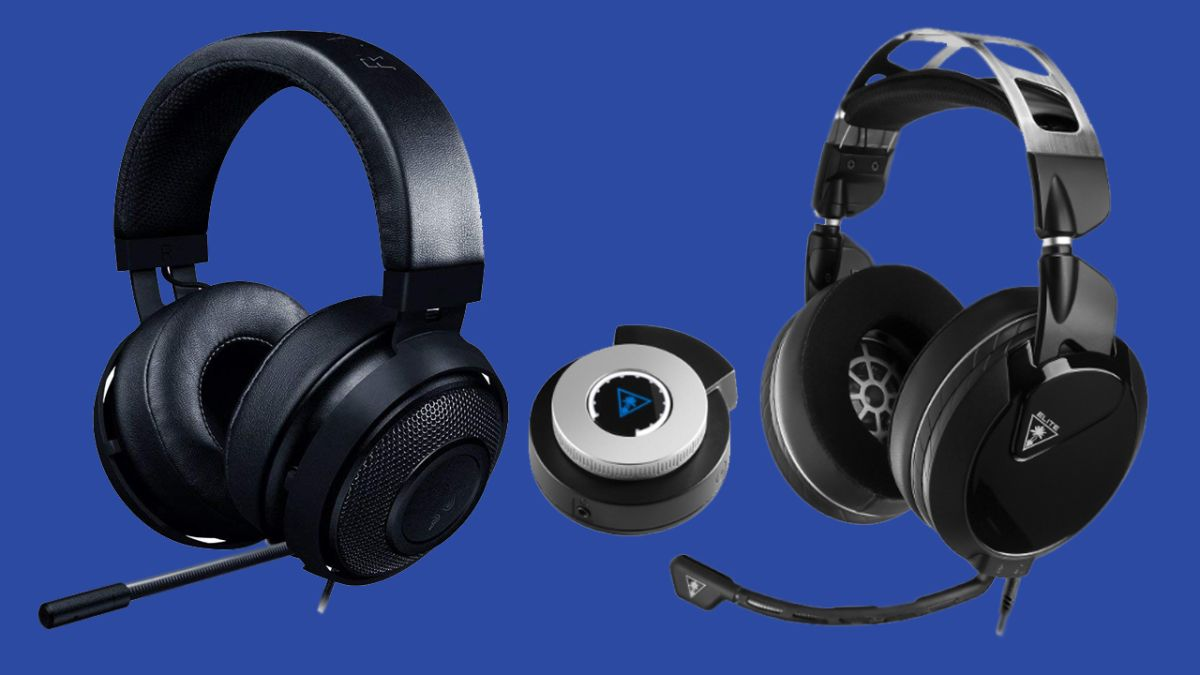 best ps4 headsets for 2019 gamesradar. Black Bedroom Furniture Sets. Home Design Ideas