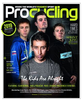 Procycling November 2019 issue