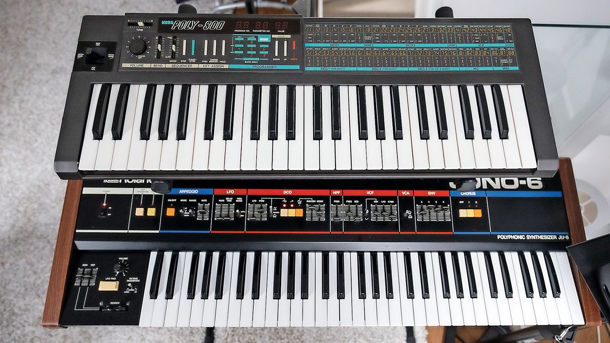 Songwriting basics: how to produce an authentic '80s-style synth track in your DAW