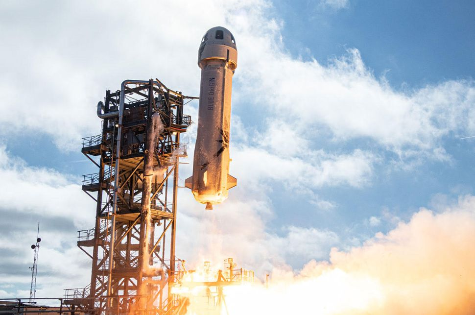 Blue Origin will launch its upgraded New Shepard space capsule today. Here's how to watch live.