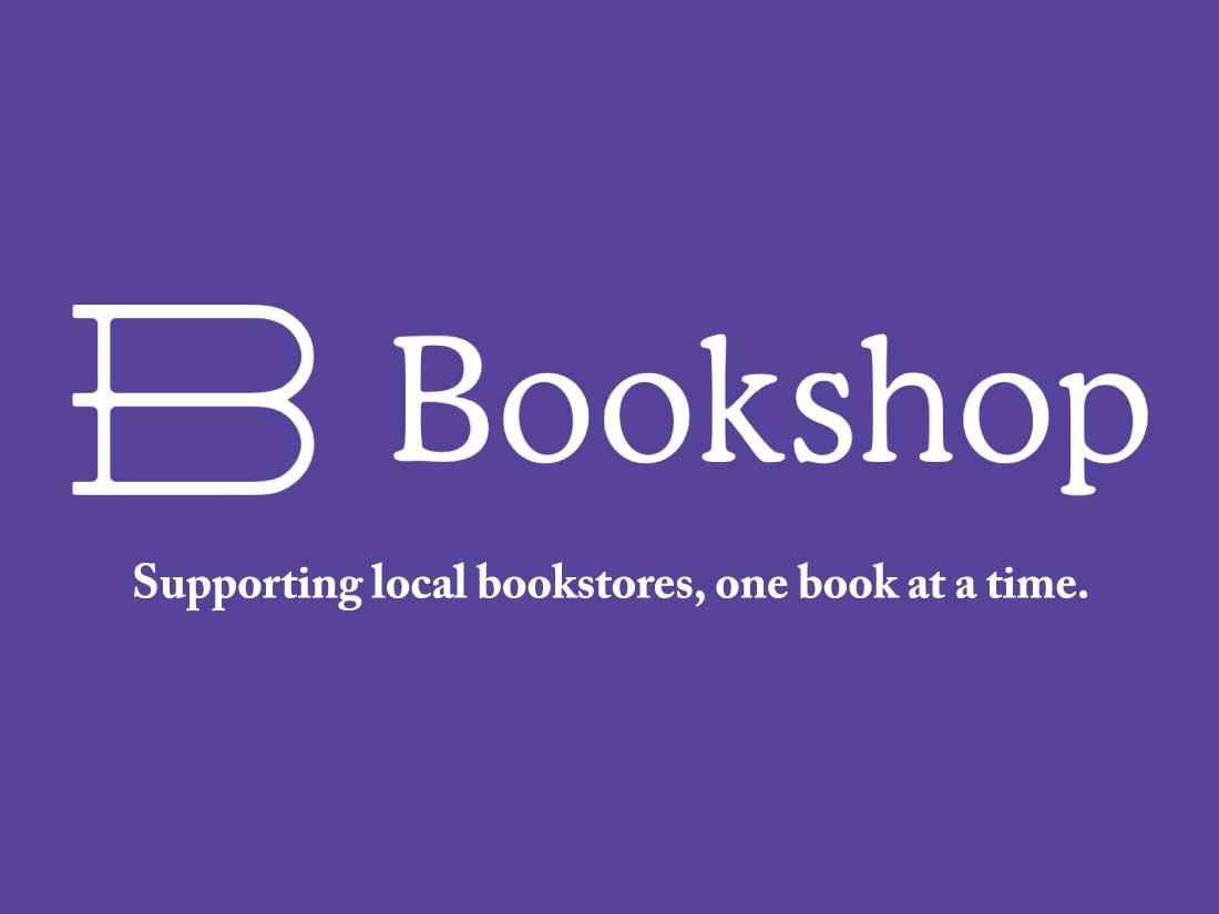 Logotipo de Bookshop.org