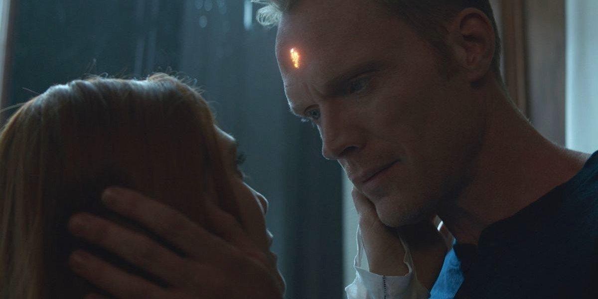 Elizabeth Olsen, Paul Bettany - Avengers: Infinity War