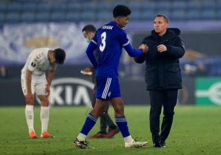Leicester City v Sporting Braga – UEFA Europa League – Group G – King Power Stadium