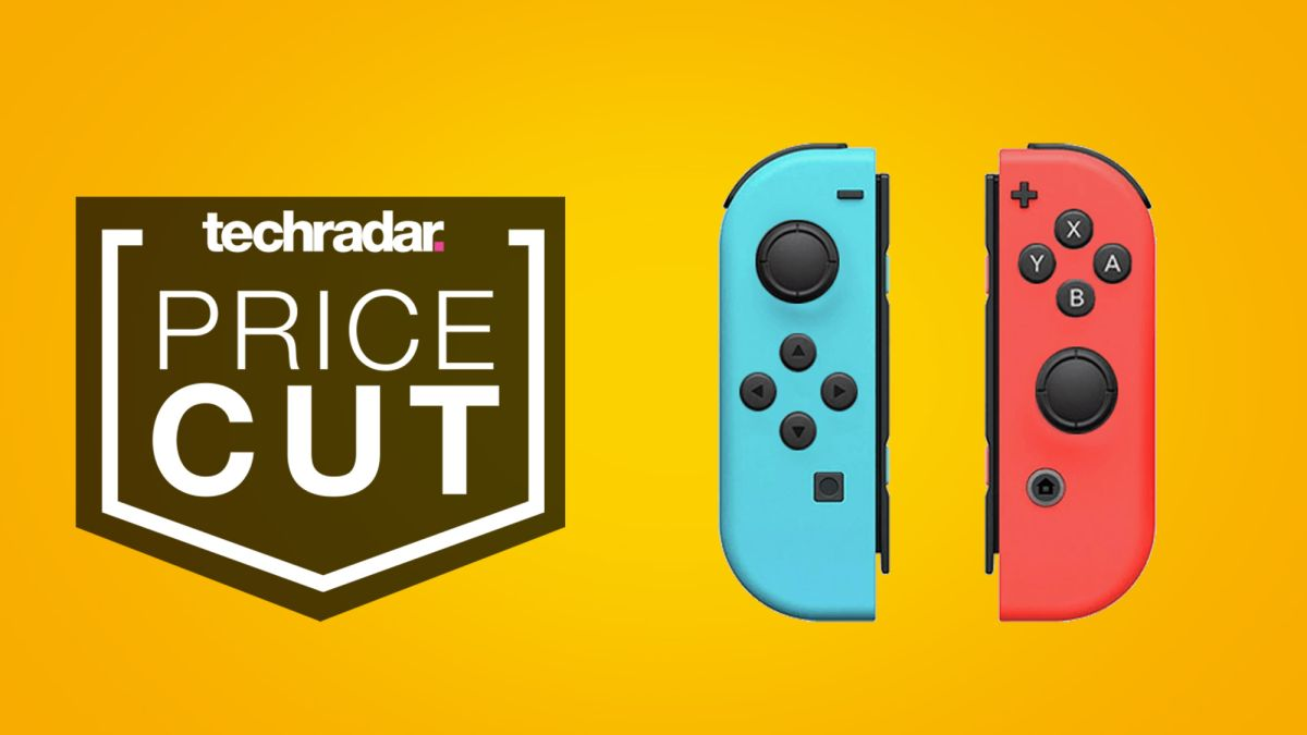 Nintendo Switch deals offer rare discounts on Joy-Con controllers this weekend - TechRadar