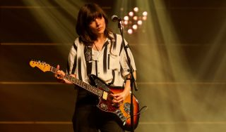 Courtney Barnett performs as part of Elemental Nights at Auckland Town Hall on July 25, 2021 in Auckland, New Zealand