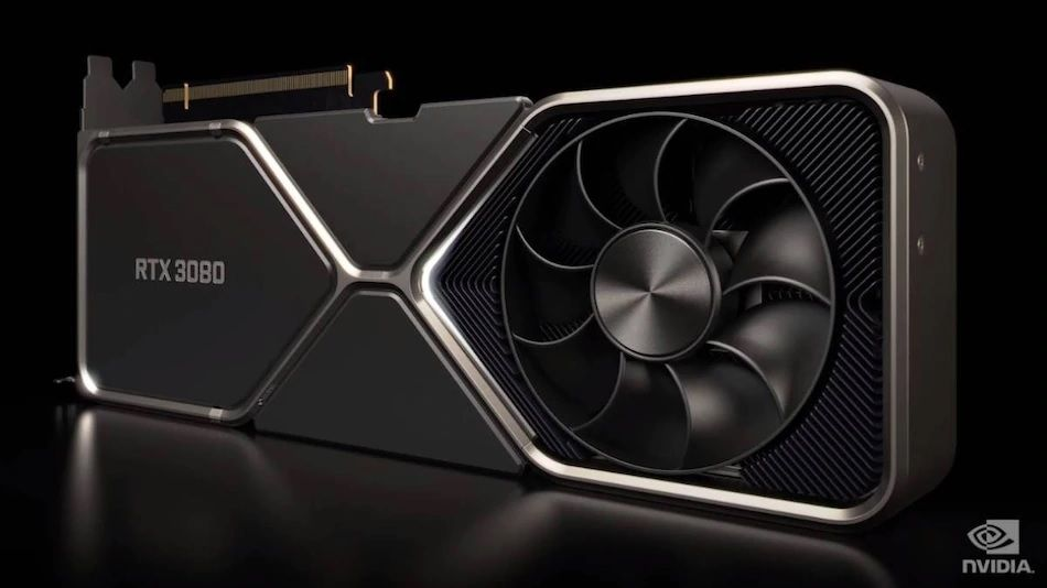 Nvidia RTX 3080s are showing up without their boxes — wait, what?