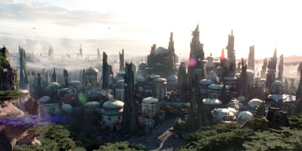 Why Star Wars: Galaxy's Edge Designed An Entirely New Planet