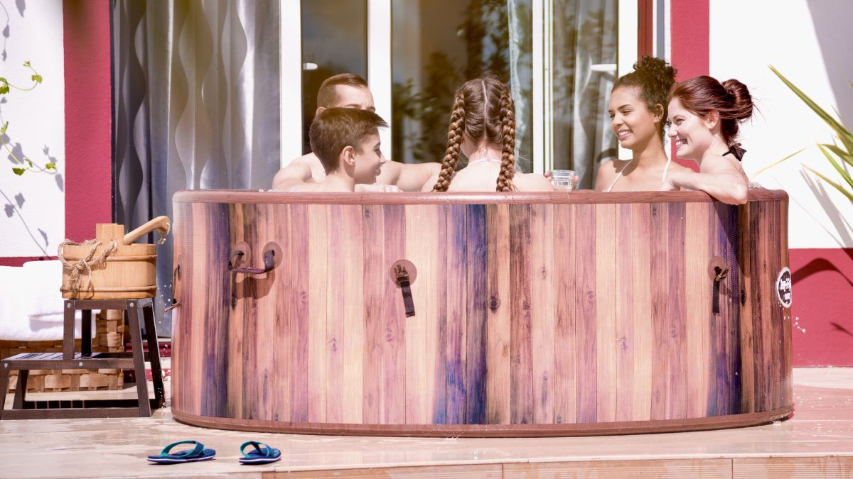 Cheap hot tub anyone? There are now more Lay-Z-Spa inflatable tubs back on sale online