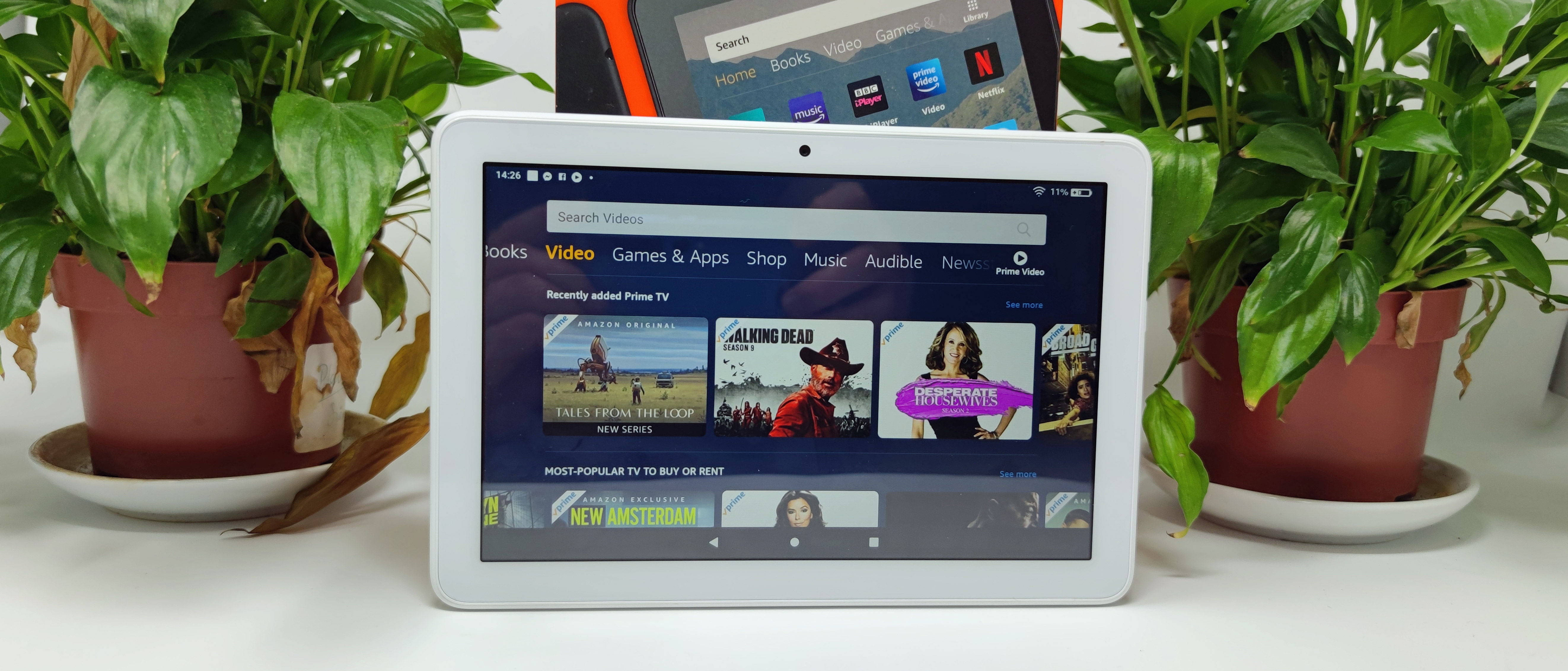 Amazon Fire Hd 8 2020 Review Techradar