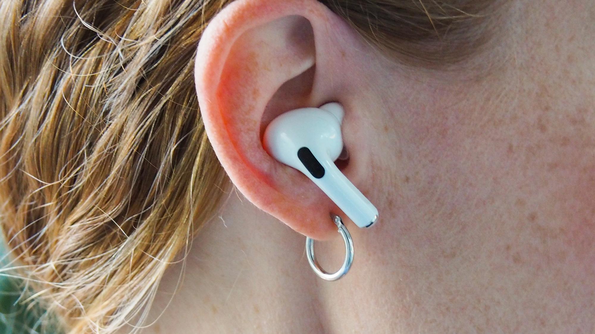 Melhores fones de ouvido esportivos: AirPods Pro