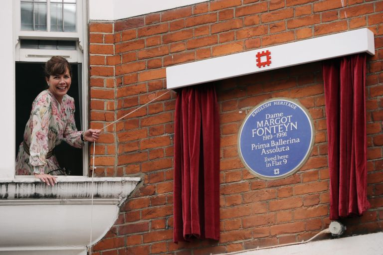 women blue plaque scheme
