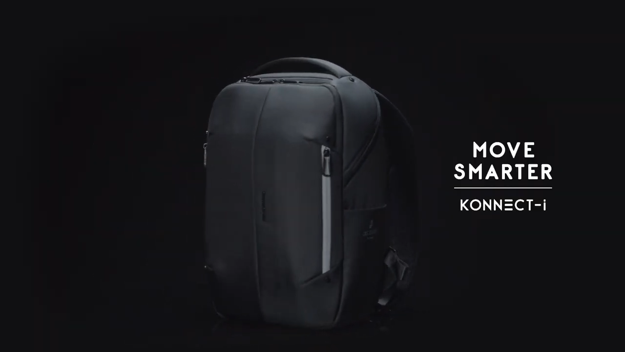 Google and Samsonite have launched a smart backpack thumbnail