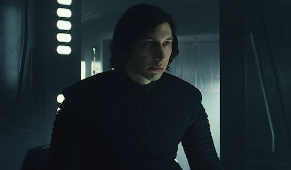 Kylo Ren in The Last Jedi