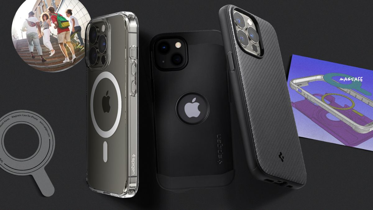 Protect your iPhone 13 in style with these new cases from Spigen