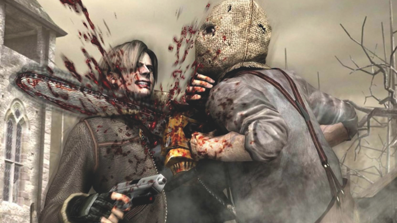 We might never see another game like Resident Evil 4  2017