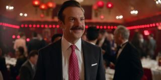 Jason Sudeikis in _Ted Lasso._