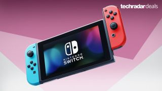 Cyber Monday Black Friday Nintendo Switch deals