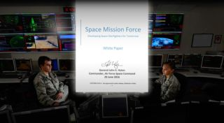 space mission force, space warfare training