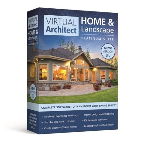 Astounding Virtual Architect Home Landscape Platinum Suite 7 Review Download Free Architecture Designs Intelgarnamadebymaigaardcom