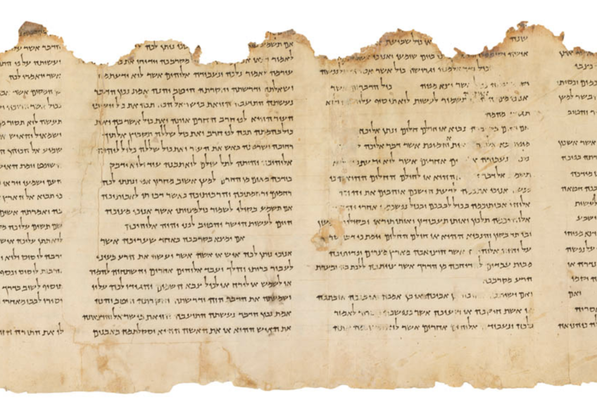 Secret to This Dead Sea Scroll's Incredible Preservation — And Inevitable Destruction — Could Be Salt