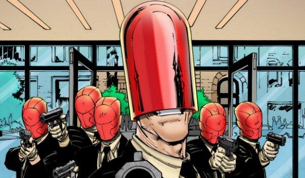 Red Hood Leader Zero Year New 52