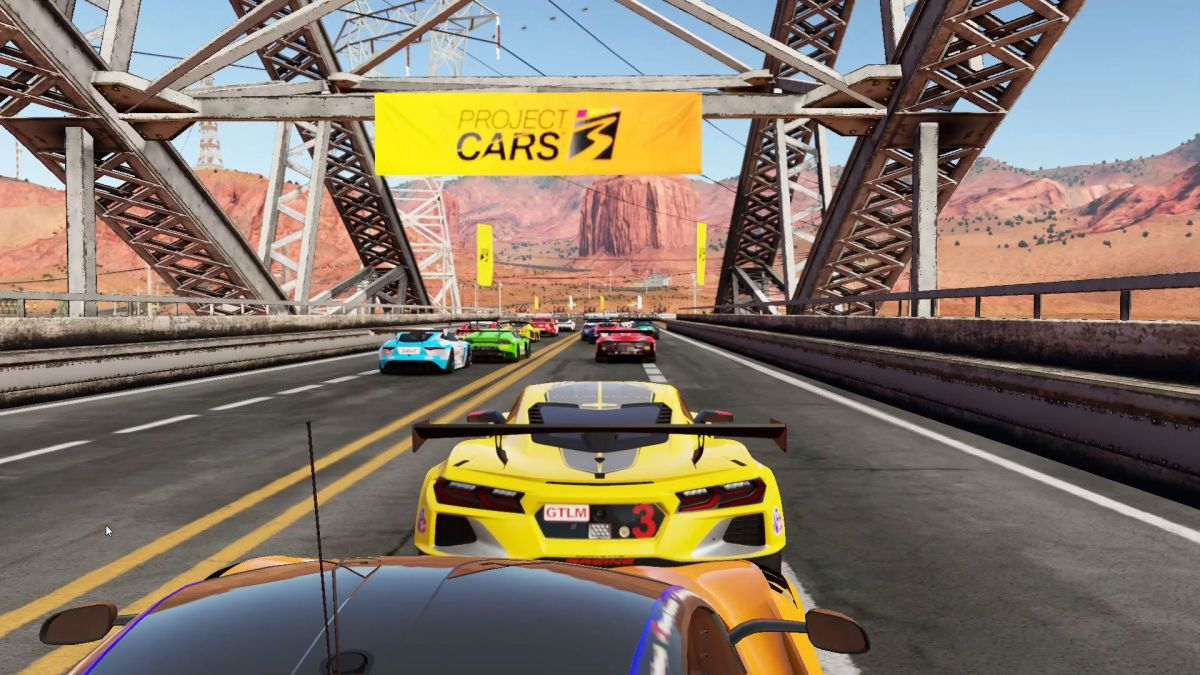 Project Cars 3 Pc Benchmarks Performance And System Requirements Tom S Hardware