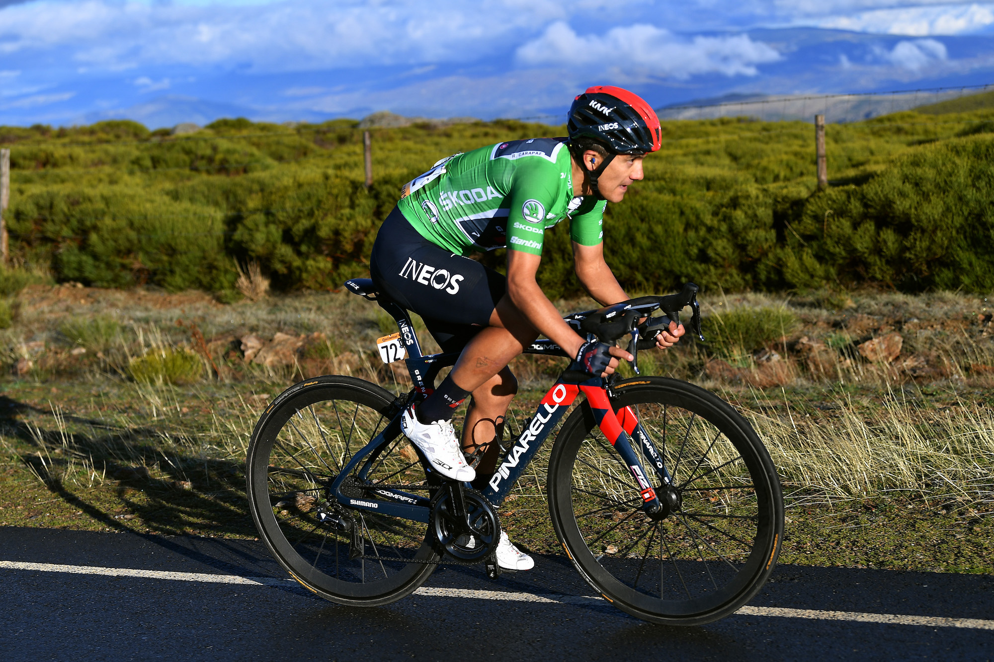 Five talking points from stage 17 of the Vuelta a España ...