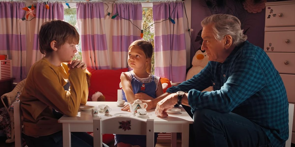 The War With Grandpa Review: A Little Humor And A Little Heart, But Not Enough Of Either