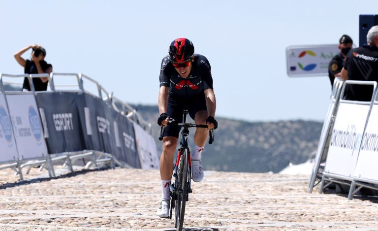 Ethan Hayter wins stage two of the Ruta del Sol