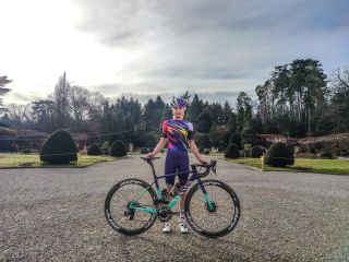 Mikayla Harvey is the newest member of Canyon-SRAM