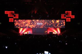 Christie Enables Synchronized Visuals at IBM