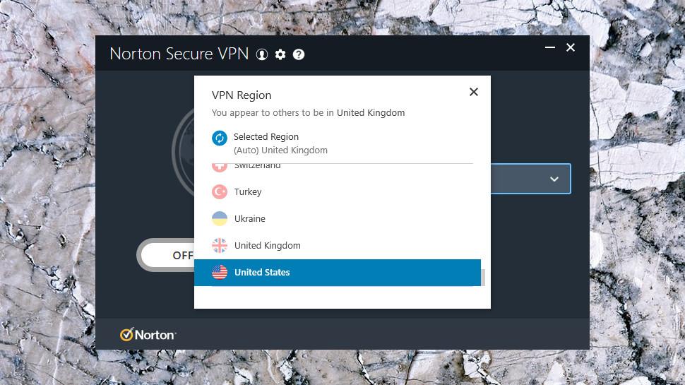 Norton Secure VPN Locations