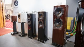 Fyne Audio expands F700 and F1 series at Bristol Hi-Fi Show