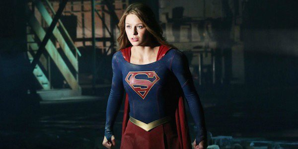 Supergirl The CW Crossover