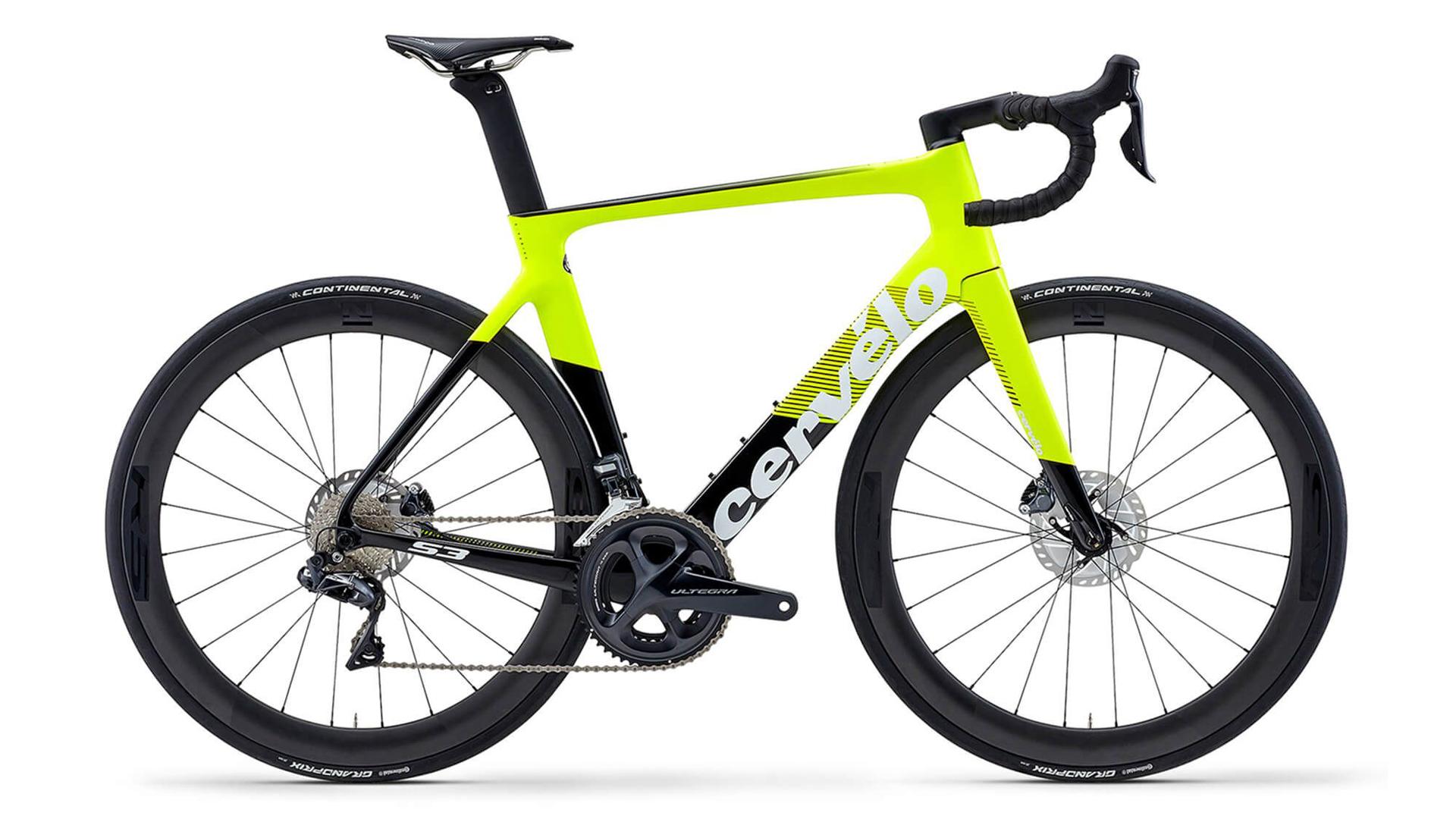 Best aero road bikes: Cervelo S3 Ultegra
