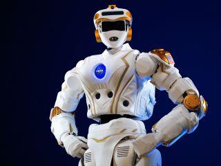 NASA's R5 robot, Valkyrie