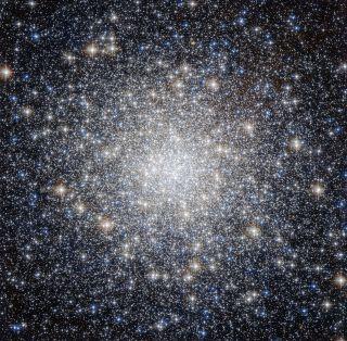 Messier 92 Globular Cluster