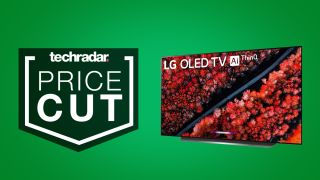 cheap OLED TV deals LG sales price