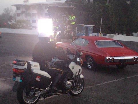 Beverly Hills Cop Car