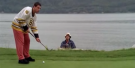 Golf Heckler Gets Challenged To Sink A Putt, Owns It