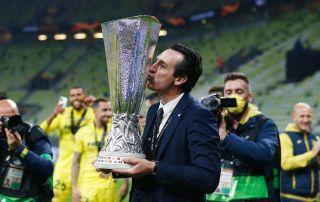 Unai Emery VIllarreal Europa League