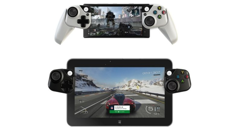 Microsoft smartphone controllers