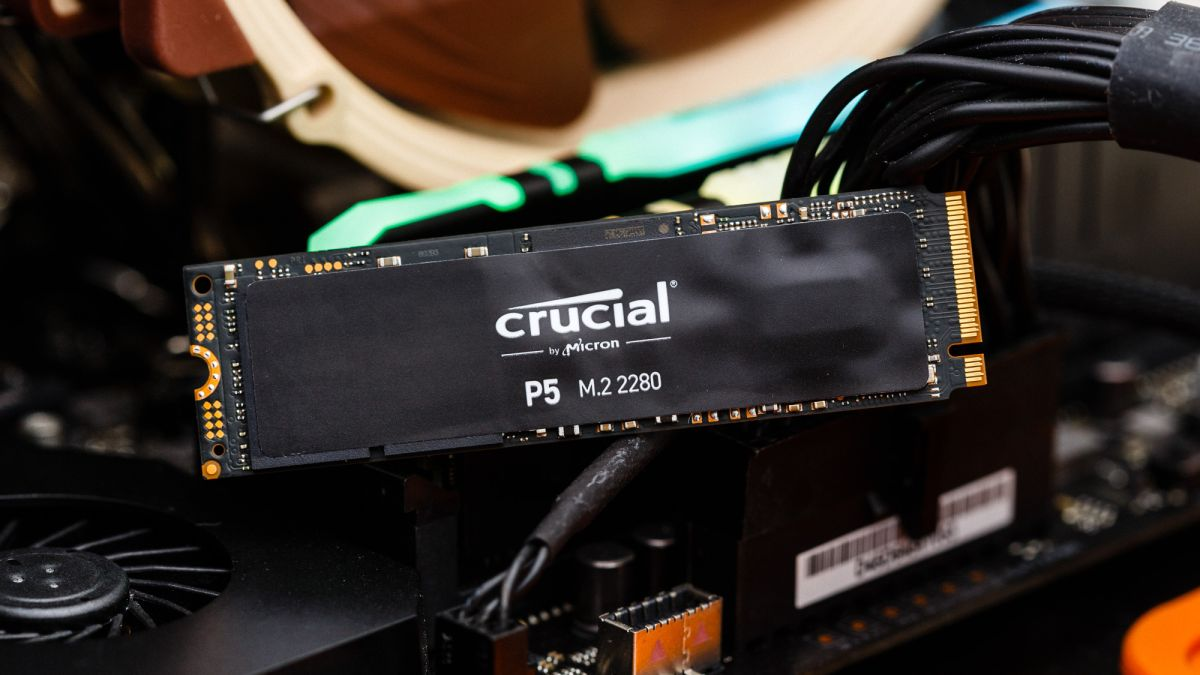 Crucial Caves: Says Chia Cryptomining Voids SSD warranty, Then Retracts Post